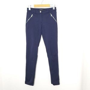 Dynamite   Skinny Slim Navy Blue Pants P Small